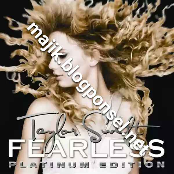 TAYLOR SWIFT – FEARLESS (PLATINUM EDITION) ITUNES PLUS AAC M4A